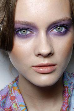 makeup trends 2012