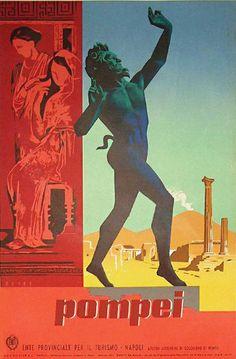 Vintage Italian Posters ~ Italian Holidays
