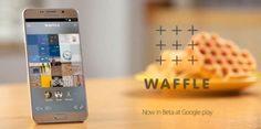SXSW 2016 kapsamında Samsung'un tanıtımını yaptığı 3 projeden birisi olan Waffle, farklı bir sosyal medya anlayışı ile yeni trendi yakalamaya çalışacak. Fotoğraf paylaşım uygulaması İnstagram ile aynı konsepte gözükmese de fotoğraf paylaşım uygulamaları arasında Waffle'ın en büyük rakibi olacak. Sıradan fotoğraf paylaşmak yerine atılan bir fotoğrafın kişi veya kişilerce üzerine eklenerek yapılan bir uygulama. Fotoğraflarınız …