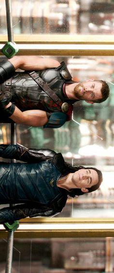 Loki & Thor || Thor: Ragnarok