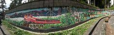 TW Alishan Mural