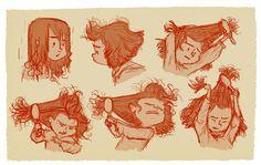 Meg Park - Sketch Blog