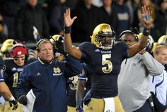 Golson celebrating vs Miami