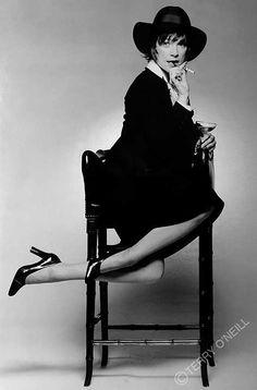 Shirley MacLaine, London