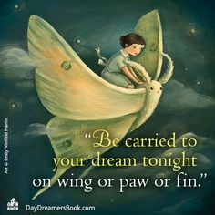 Searching for soothing picture book to read at bedtime? Dream Animals is sure to induce sweet dreams.