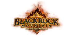 Logo: Blackrock Mountain Adventure Artist: Blizzard Entertainment