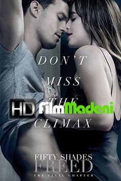 Filmde sürekli olarak sonlu bir ilişki yaşayan Anastasia ve Christian, en sonunda mutluluğu yakalamışlardır. Yaşadıkları problemleri geride bırakarak evliliğe kadar sürdürdükleri ilişkileri, güzel bir düğünle taçlanır. Güzel ilerleyen ilişkileri, Jack'in çifte huzursuzluk vermeye başlaması ile son bulur. Anastasia'nın, yaşadığı bu güzel hayat ve ilişki, Jack'in ortaya çıkası ile sarsılır. Movies, Movie Posters, Films, Film Poster, Cinema, Movie, Film, Movie Quotes, Movie Theater
