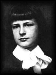 """The real Tadzio. Mann's original intention was to write about """"passion as confusion and degradation"""", after having been fascinated by the true story of Goethe's love for 18-year-old Baroness Ulrike von Levetzow, which had led Goethe to write his Marienbad Elegy. Interest he had taken in the boy Władzio during summer vacation in Venice were additional experiences occupying his thoughts. The boy who inspired """"Tadzio"""" was Baron Władysław Moes, whose first name was usually shortened as Wła..."""
