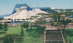 Centro Cultural Miguel Angel Asturias, ciudad de Guatemala