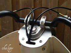 Chalopy: Recycled ct90 clamp