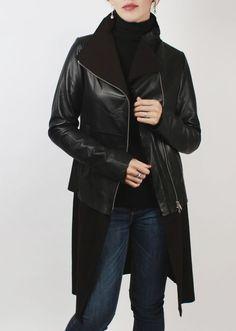 #Мега стильная кожаная куртка для индивидуальностей. Осталось ВСЕГО два размер!  #кожаныекуртки #курикиизкожи #косухикупить #индивидуальность #свойстиль #грандж #чернаякуртка #Москва #стильныевещи #новыемодели #дизайн #дизайнеры #модныйтренд #тренды #российскиедизайнеры #покупки #интернетшопинг #курткиизкожи
