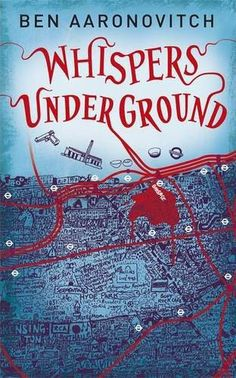 A Peter Grant Mystery...  Whispers Underground by Ben Aaronovitch.