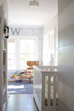 nursery wallpaper with brewster home fashions