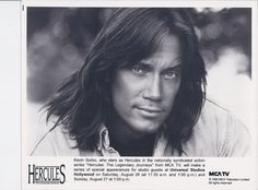 Vintage photo of Kevin Sorbo stars as Hercules in the nationally syndicated acti Hercules Kevin Sorbo, Celebrity Photos, Vintage Photos, Celebrities, Stars, Celebs, Sterne, Celebrity, Vintage Photography
