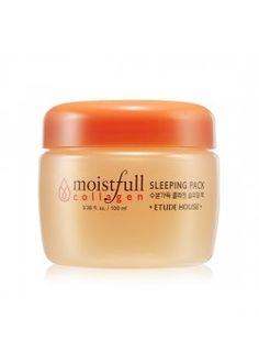 Moistfull Collagen Sleeping Pack