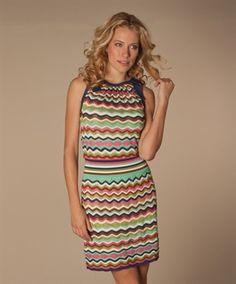 Another cute M Missoni dress. So distinctive.