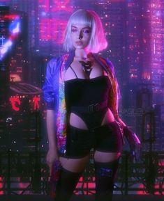 Cyberpunk 2077, Cyberpunk Girl, Arte Cyberpunk, Cyberpunk Character, Cyberpunk Fashion, Cyberpunk Aesthetic, Cybergoth, Girls Characters, Dark Fantasy Art