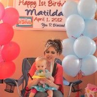 Dr Seuss Themed Birthday Party