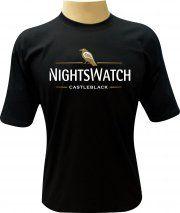 Camiseta Nightswatch Castleblack - Camisetas Personalizadas, Engraçadas e Criativas