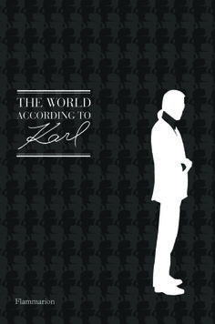 Fall's Chicest Reads: The World According to Karl #Books