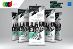 Check out Photography - Roll-Up Banner 1 by Cooledition on Creative Market - Graphic Vital Letterhead Template, Brochure Template, Flyer Design Templates, Print Templates, Banner Template, Flyer Template, Roll Up Design, Stand Design, Display Design