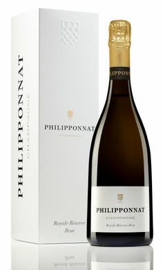 Philipponnat Champagne gets 'grand marque' look