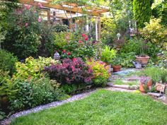 Gardening With Grace: The BIG Reveal--Befores & Afters