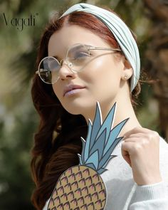 Vagati Eyewear (@vagatieyewear) • ULTIMATE SPRING MOOD, SEMI RIMLESS ROUND FRAME BY VAGATI, SPRING/SUMMER COLLECTION 2018 www.vagati.ch▪️▪️ #byvagati #vagatieyewear #carryyourmoodaround #freya #hexegonal #shape #roundframe #round #sunglasses #sunglassesfashion #fashionable #trendy #style #eyewear #eyewearfashion #eyewearstyle #sunglasseslover #spectacles #shades #timeless #shades #vagati Round Frame, Trendy Style, Summer Collection, Eyewear, Round Sunglasses, Spring Summer, Shades, Mood, Jewelry