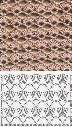 Best 12 Crochet Shawl Vintage Yarns 39 Ideas For 2019 – SkillOfKing. Hexagon Crochet Pattern, Crochet Motifs, Crochet Flower Patterns, Crochet Diagram, Crochet Stitches Patterns, Crochet Chart, Crochet Lace, Stitch Patterns, Knitting Patterns