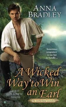 A Wicked Way to Win an Earl - Peabody South Branch #romance