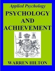 Psychology and Achievement is a book on how a magnetic personality can lead to business success. Warren shows how a magnetic personality is achieved and how it can be sustained.    He explains personality in terms of psychic, psychological and mental poise. In the various chapters, he brings to the fore the need for man to have an accurate impression of himself and how he wants the world to respond to this impression.
