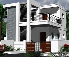 Marvelous Flat Roof Elevation House Front Design, Modern House Design, Indian House  Plans, Independent