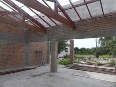 CSF - Churrasqueira/ salão de festas- Jaguarão/ RS. Arq. Caroline Ribeiro & Arq. Daniele Teixeira