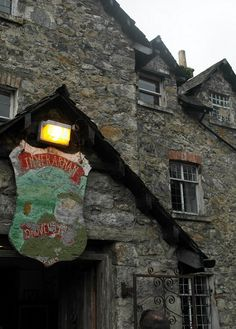 The Drovers Inn of 1705, Glencoe (Scotland) © Enriching My Soul