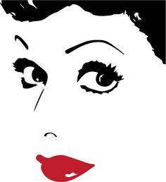 Download I Love Lucy Lucille Ball SVG EPS DXF Studio3 Cut File ...