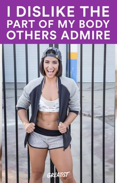 Life is too damn short to be so hard on our bodies. #bodyimage #selfesteem #legs http://greatist.com/live/body-image-i-dislike-the-part-of-my-body-others-admire