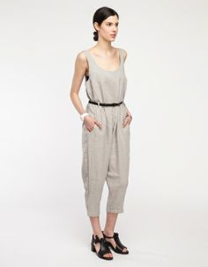 Not a big fan of her shoes, but love the jumpsuit!