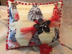 """15"""" Classic Ladies Pillow"""