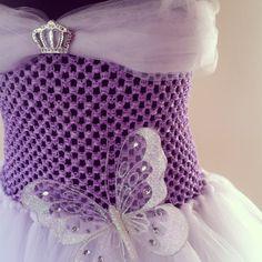 Princess tutu dress i made