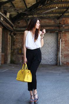 #fashion #fashionista @ireneccloset pantalone vita alta