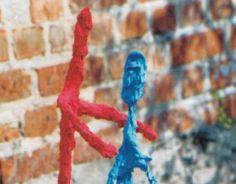 kunst met kinderen - Alberto Giacometti