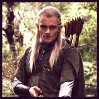 Sindar: Also known as the Grey Elves,  invited to the light of Aman but delaying in Middle-Earth. Some had the silver hair of their noble lineage though most were dark haired.  Sindar were closely related to the High-Elf clan of Teleri, since the king of Sindar was Thingol, as the king of Teleri was Olwe, his brother.  Once the memory of invitation to Aman over the sea is woken, a Sindarin Elf would feel great yearnings. It appeared in Legolas, prince of Sindar origin.