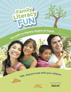 Some great ideas for family literacy here, try the 'race to literacy' to introduce games to your 4-5 year old.
