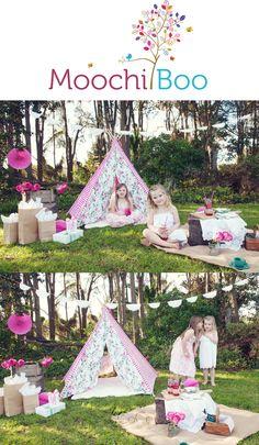 Moochi Boo tents https://www.facebook.com/moochibootoys