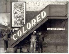 Anniston, Alabama 1936 -Peter Sekaer.