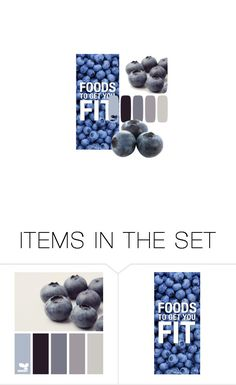 """""""Blue food challenge"""" by bambi-52 ❤ liked on Polyvore featuring art"""