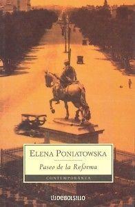 PASEO DE LA REFORMA  PONIATOWSKA, ELENA      SIGMARLIBROS