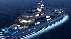 Sunrays superyacht