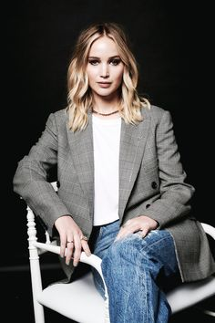 Jennifer Lawrence Deadline The Contenders 2017 Portraits, Los Angeles | November 4, 2017