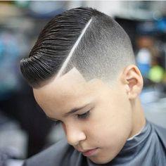 Hasil gambar untuk haircuts for kids boys fade